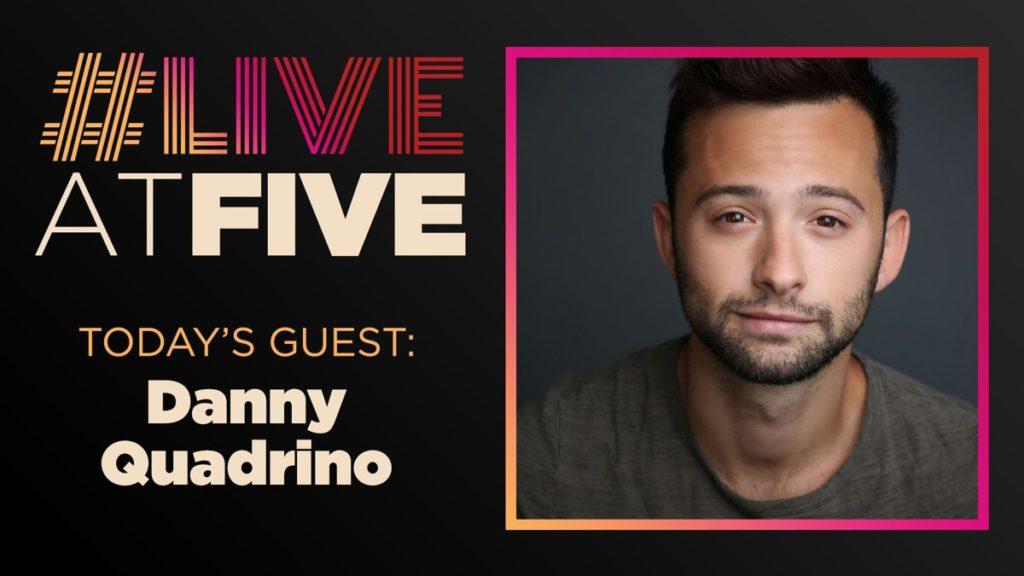 Still - Live at Five - Danny Quadrino