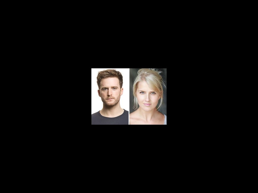 Stuart Ward - Dani De Waal - headshot - split - square - 9/13
