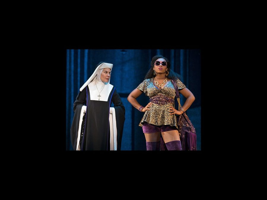 PS - Sister Act - tour - Ta'Rea Campbell - Hollis Resnik - wide - 10/12