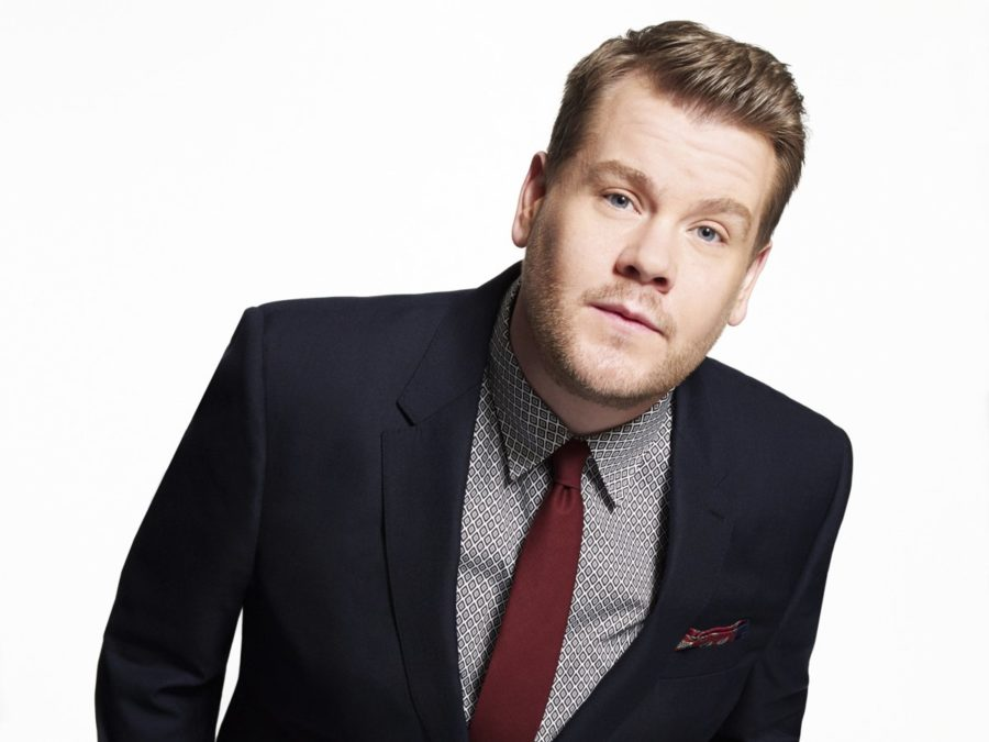 James Corden - 2/16 - Photo: Art Streiber/CBS