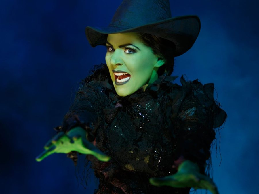 PS - Wicked - Rachel Tucker - Photo: Joan Marcus - 3/16