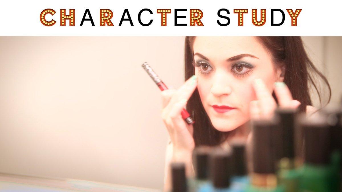 Still - Character Study - Andrea Goss