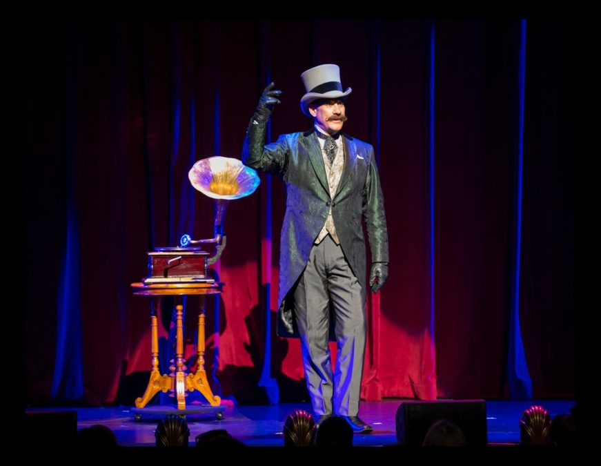 PS - Illusionists - Turn of the Century - Mark Kalin - 6/16 - Asia Live Network