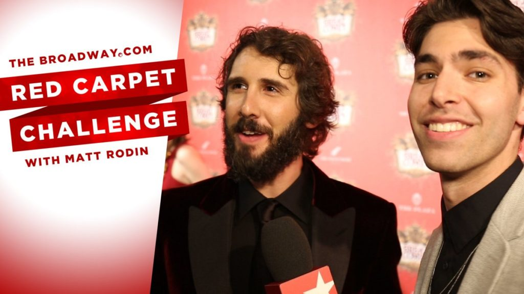 Still - Red Carpet Challenge - The Great Comet
