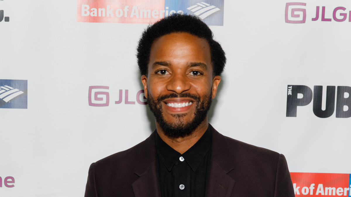 OP - PUBLIC THEATER GALA - André Holland - 6/17 - Emilio Madrid-Kuser