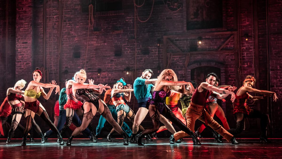 Show Photos - Moulin Rouge! - 7/19 - Photo: Matt Murphy