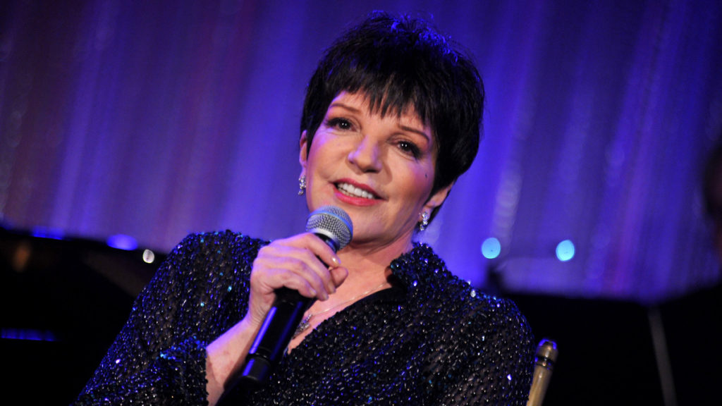 Liza Minnelli - 06/2012 - Fernando Leon/Getty Images